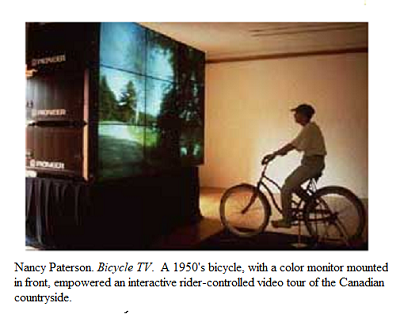 bicycle tv